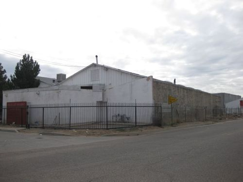 Gate around property