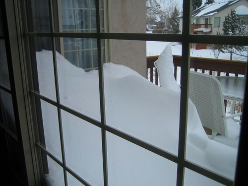 back deck - another view
